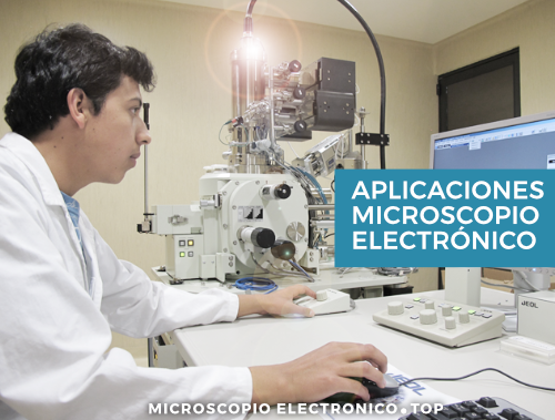 Usos y aplicaciones del microscopio electrónico