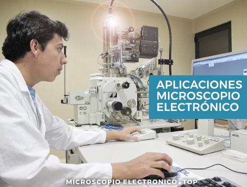 Usos del microscopio electrónico