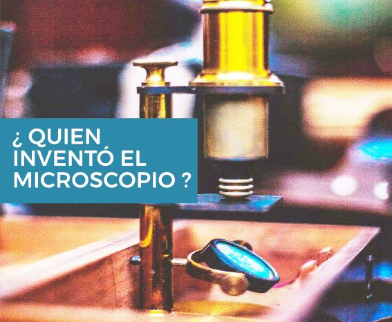 Inventor del microscopio